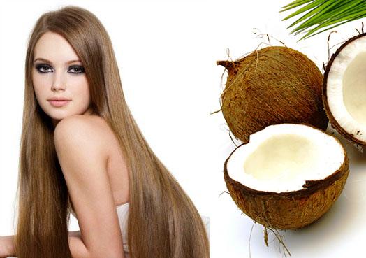 Kokosovo ulje za rast kose