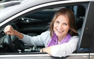 vožnja automobila