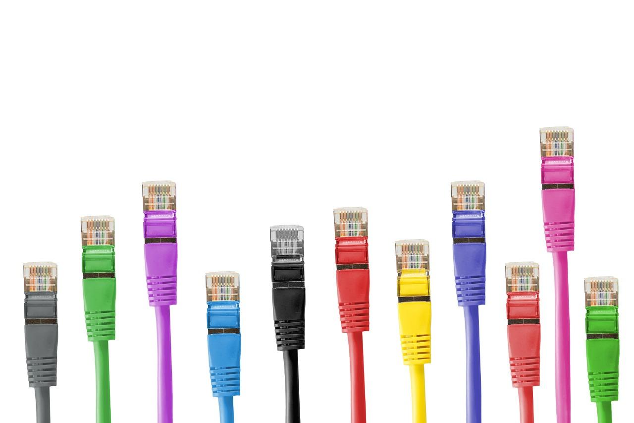 UTP kablovi sareni