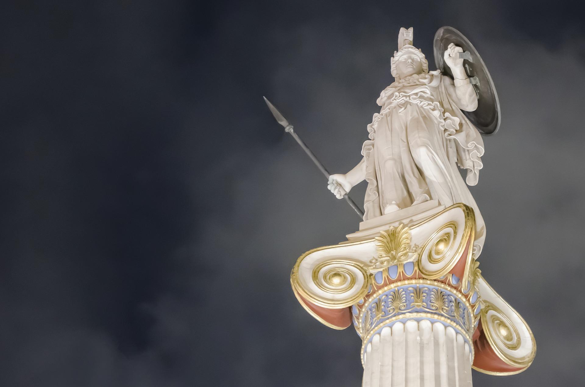 Boginja-Atina