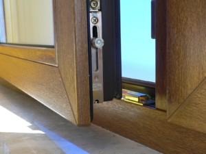 PVc prozor otvoren