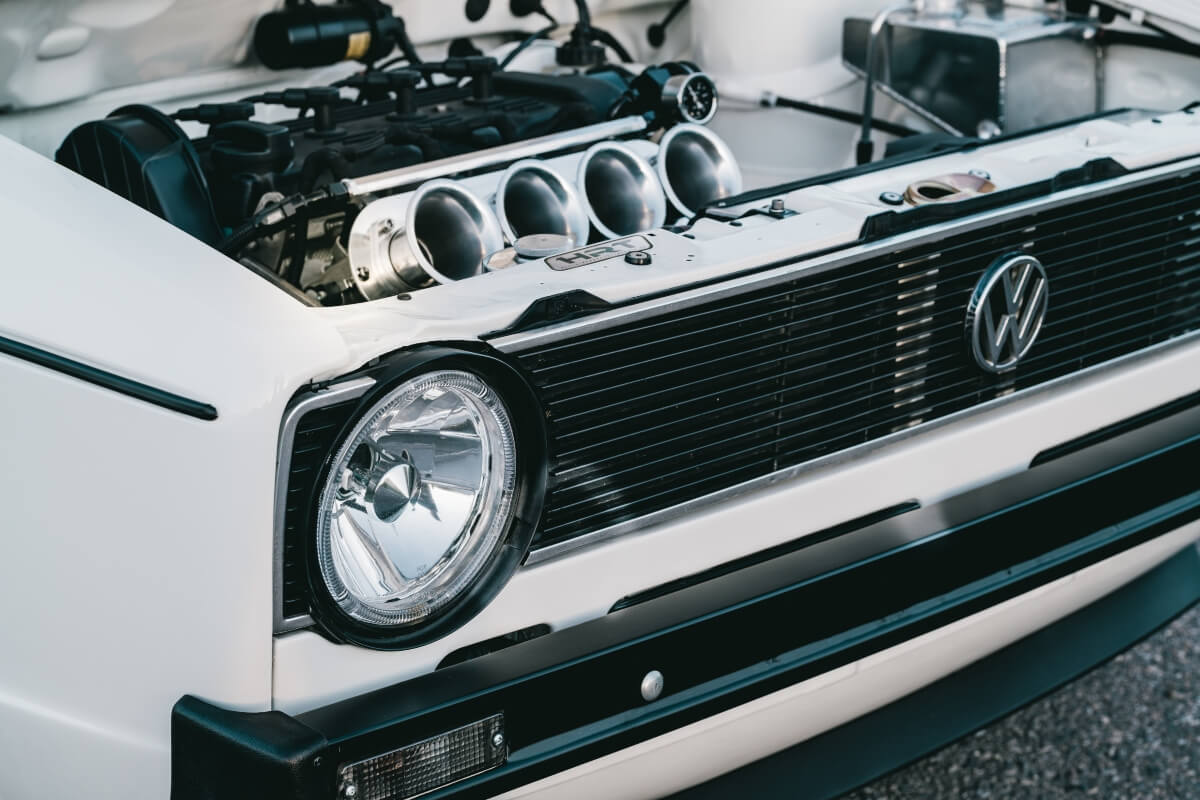 Golf motor