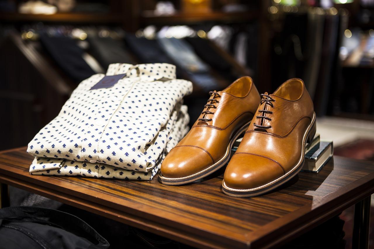 Moda košulja cipele