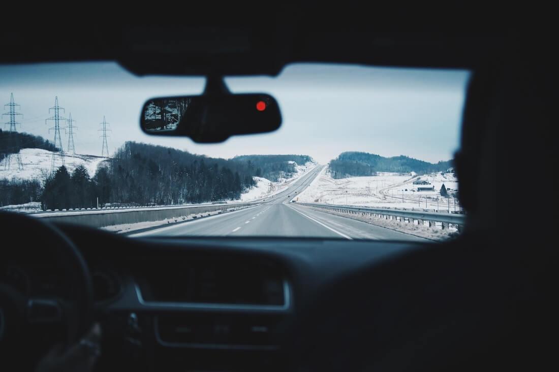 Auto na putu