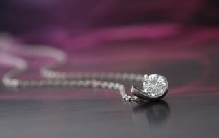 Dijamantska ogrlica