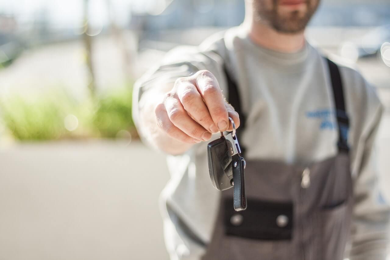 Predaja ključa u ruke
