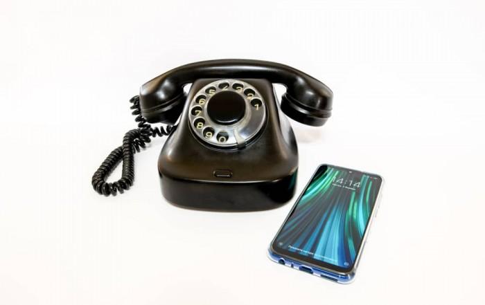 Telefoni nekad i sad