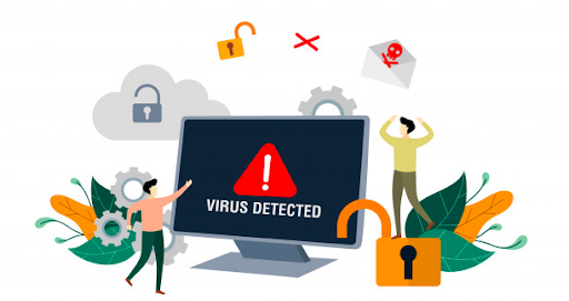 Virus detektovan